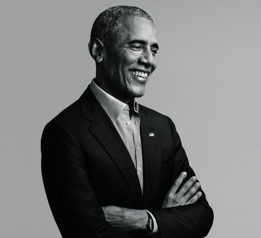 Une terre promise, le nouveau livre de Barack Obama
