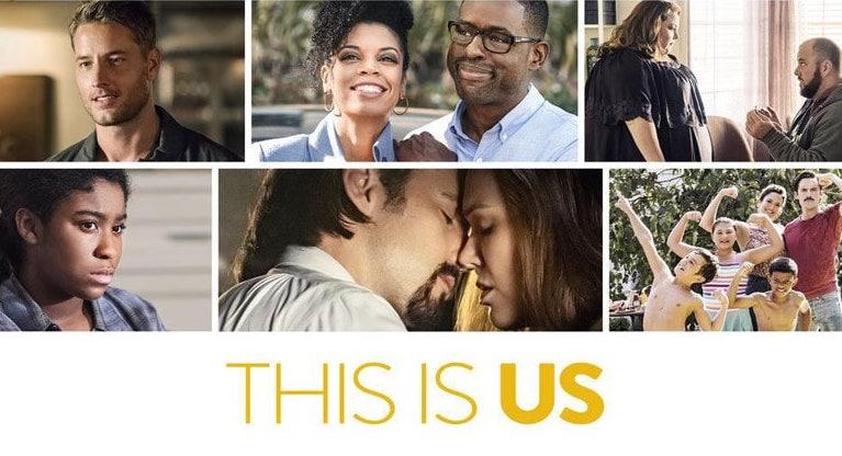This is us, la série nommée au 74ème Golden Globe Awards