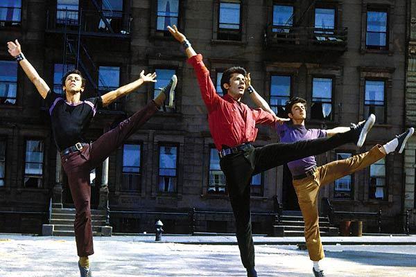West Side Story, comédie musicale légendaire