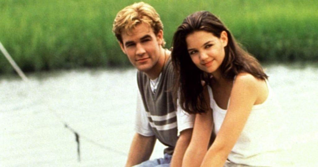 Dawson et Joey dans Dawson's creek