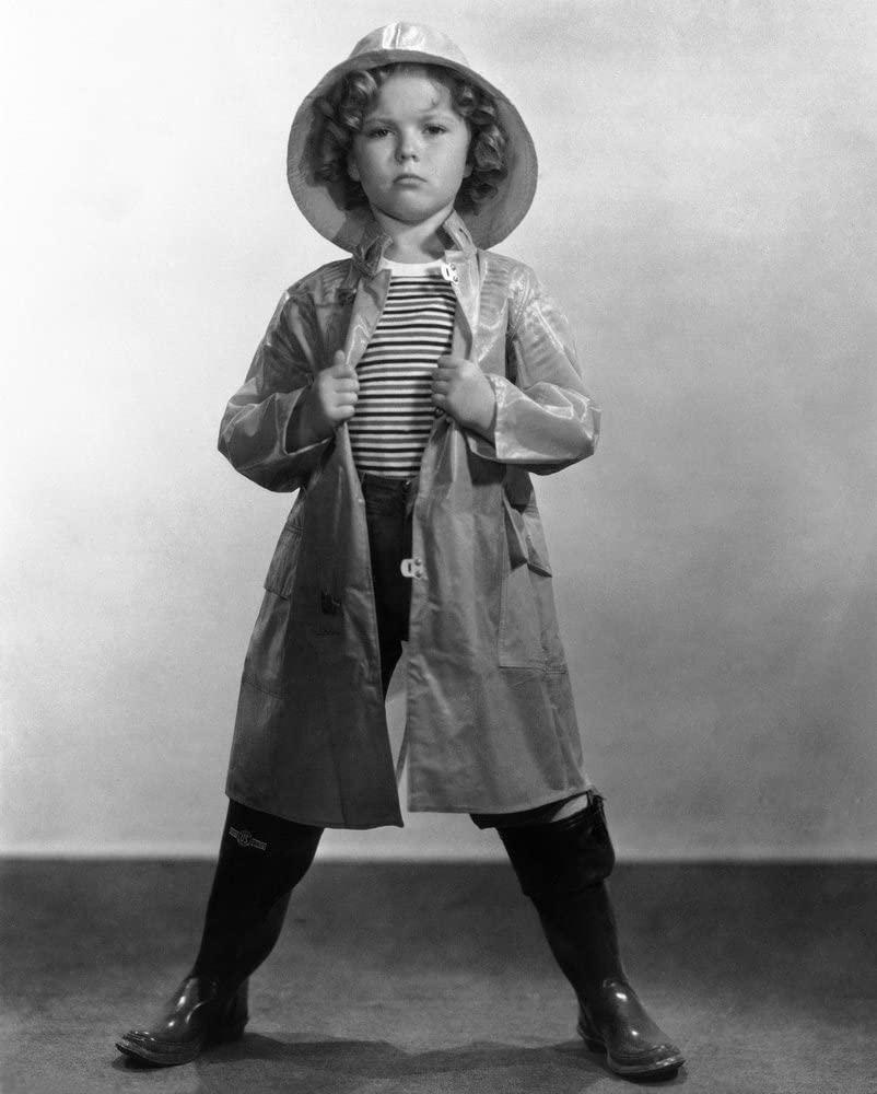 Shirley Temple, la petite princesse de l'Amérique