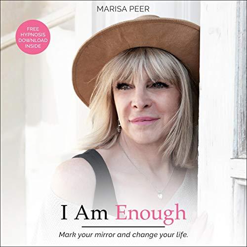 Marisa Peer, I am enough, son livre, her book