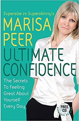 Le livre sur les secrets de la confiance en soi de Marisa Peer
