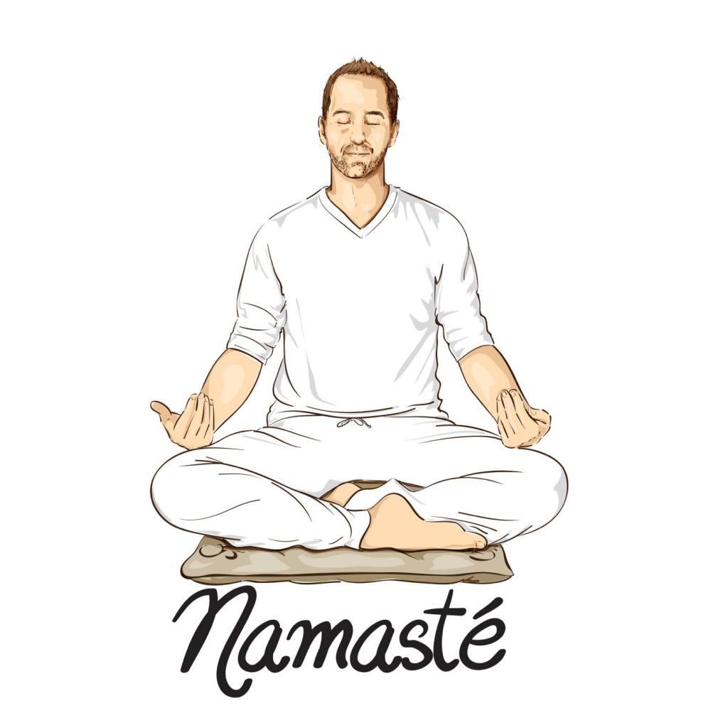 François Lemay, enseignant de la méditation de pleine conscience