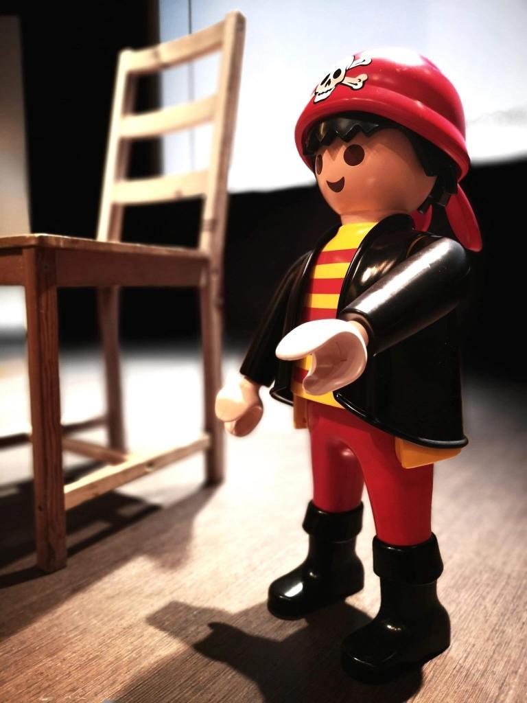Playmobil, le petit humain de François Lemay