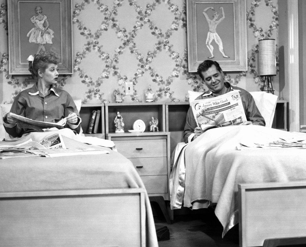 """Certains couples pratiquent le """"sleep divorce"""" afin de préserver leur qualité de repos"""